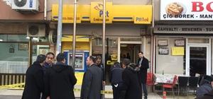 Bursa'da PTT şubesi soygunu