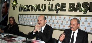 İçişleri Bakanı Soylu Van'da: