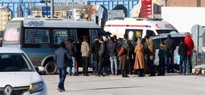 Erzurum'da trafik kazası: 4 yaralı