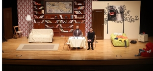 """""""Beni Affet Anne"""" isimli tiyatro oyununun galası Esenler'de yapıldı"""