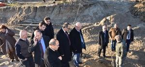 Başkan Albayrak, Çerkezköy ve Kapaklı'da TESKİ çalışmalarını inceledi
