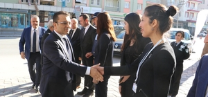 Büyükşehirin Akhisar'daki çalışmaları incelendi