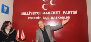 Edremit'te MHP yönetimi belli oldu