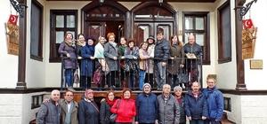 """Eskişehir Kent Konseyi'nden """"Kentimizi Tanıyoruz-Tanıtıyoruz"""" çalışması"""