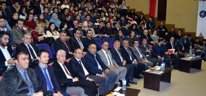 Kırıkkale Üniversitesinde beton ve beton bileşenleri semineri verildi
