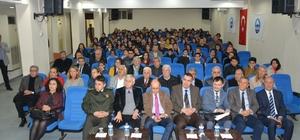 Söke'de insan hakları konferansı