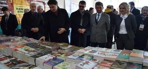 1'nci Biga Kitap Fuarı açıldı