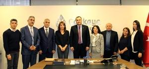 Başkan Taşdelen 'Ayın Personelleri' ile biraya geldi