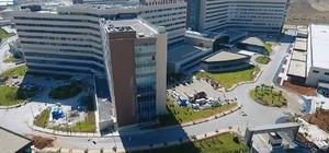 Mersin Şehir Hastanesi'nde son rötuşlar yapılıyor