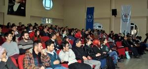 Genç gönüllüler afet eğitimlerine başladı