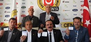 Çumra Ziraat Odası'ndan dolarını bozdur kampanyasına destek