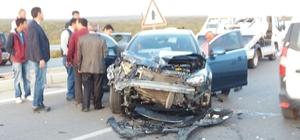 Bir ayda meydana gelen 469 kazada 3 kişi öldü, 450 kişi yaralandı