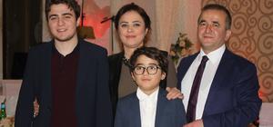 Kaymakam Hatipoğlu'na veda programı