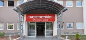 Nevşehir'de acil servisten 224 bin 476 hasta yararlandı
