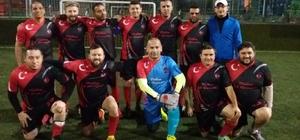 Didim'de '15 Temmuz' futbol turnuvası düzenlendi