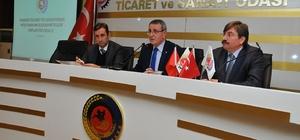 "Murzioğlu: ""Nefes Kredisi KOBİ'lere can suyu olacak"""