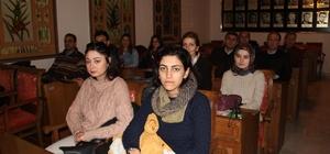 Sözleşmeli öğretmenlere Nevşehir belediyesi tanıtıldı