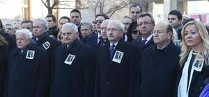 Başkan Özakcan, Aydın'ın İsmet Abisini son yolculuğuna uğurladı