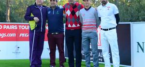 1. Golf Mad Çiftler Turnuvası