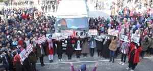 Çorumlu öğrencilerden Halep'e 1 tır dolusu yardım