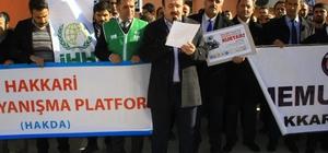 Halep için yardım kampanyası