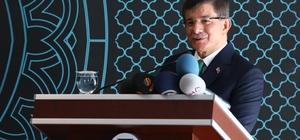 Davutoğlu KTO Karatay Üniversitesinde öğrencilere hitap etti