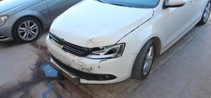 Kahta'da trafik kazası: 1 yaralı