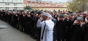 Halep'te hayatını kaybedenler için gıyabi cenaze namazı kılındı