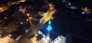 Alaşehir Belediyesi camilere destek vermeye devam ediyor