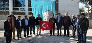 Akçakale'deki 19 STK'dan Cumhurbaşkanı Erdoğan'a destek