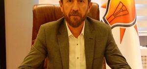 AK Parti Eskişehir İl Başkan Yardımcısı Eyüp Dokuzlar'dan İnsan Hakları Günü mesajı