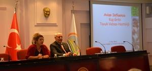 İzmir'de kuş gribi alarmı
