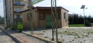 İzmit Belediyesi'nden kiralık büfe-çay bahçesi
