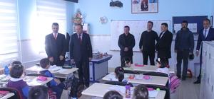 Çayıralan'da eğitime esnaf desteği