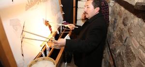 Vali Balkanlıoğlu Yaşayan Kültürel Miras Müzesi'ni gezdi