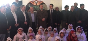 Suriyeli öğrenciler için Kur'an Kursu eğitimi törenle başladı