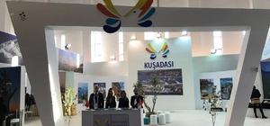 Kuşadası, Travel Turkey'de stand açtı