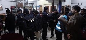 Tekirdağ'da 540 polisle huzur operasyonu