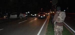 Şanlıurfa'da yüzlerce polis 9 noktada Huzur Türkiye operasyonu düzenledi