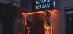 İzmir'e yeni eğlence mekanı
