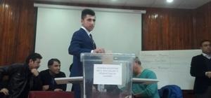 Kırşehir İl Öğrenci Meclisi Başkanı Abdülkadir Bıçakcı:
