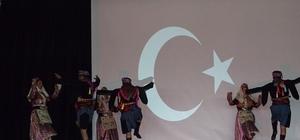"""Ereğli Eğitim Fakültesi'nde """"Milli Birlik ve Beraberlik"""" etkinliği gerçekleşti"""