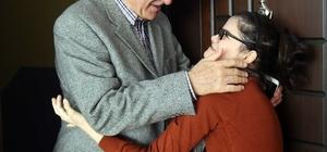 Başkan Karaosmanoğlu, Gülşah'ın sevincine ortak oldu