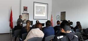 Iğdır'da CITES hakkında bilgilendirme semineri düzenlendi