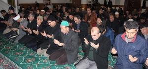 Adıyamanlılar Halep için Sabah Namazında buluştu