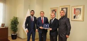AK Parti Bilecik İl Başkanı Karabıyık İstanbul'da