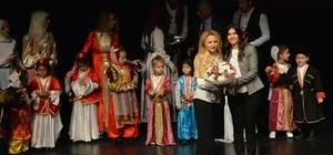 Türk dünyası el ele projesinde anaokulu öğrencileri örf ve adetleri öğrendi