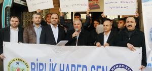Bursa'daki PTT şubesi soygunu