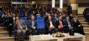 KBÜ'de Türkiye Sanayi 4.0 çalıştayı