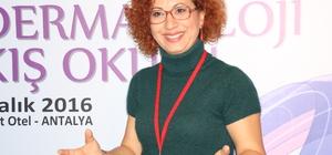 Türk Dermatoloji Derneği Başkanı Doç. Dr. Aksoy: